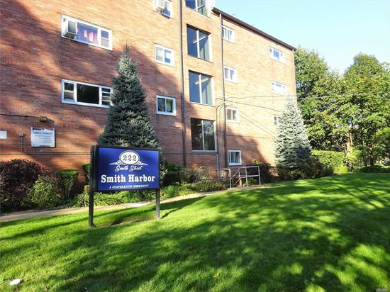 Large, Sunny, 1st Fl Unit, With Open Floor Plan And Large Bedroom. Lots Of Closets. And Easy Maintenance Tile Flooring In Living Room And Kitchen Area. Well Maintained Building, With Keyless Entry, Modern Intercom And Modern Coin-Less Smart Card Laundry System On Every Floor. Monthly Maintenance Includes Taxes, Heating & 1 Parking Space.