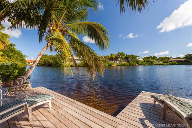 126 Feet Of Shimmering Lakefront In The Prestigious Coral Gables Neighborhood Of Hammock Oaks Can Be Yours At 418 Campana Avenue. This One-Story Home Has Been Dearly Loved By One Family For 40 Years And Is Awaiting Another Lucky Family To Make New Memories. This Home Needs A Facelift, But The Floor Plan Is Wonderful And The View Is Spectacular. Imagine Fishing Off Your Dock Or Canoeing Or Rowing As The Sun Sets At The End Of The Day. That+Ógé¼Gäós The Lifestyle This Wonderful Home Offers. Hammock Oaks Is Known For Its Great Neighborhood Comradery And As A Great Place To Make Your Home. Within A 24-Hour Guarded Enclave In The Pinecrest Elementary School District It Also Has Excellent Proximity To The Areas Finest Private Schools. Separate Dock Available For Purchase. A Very Special Home.