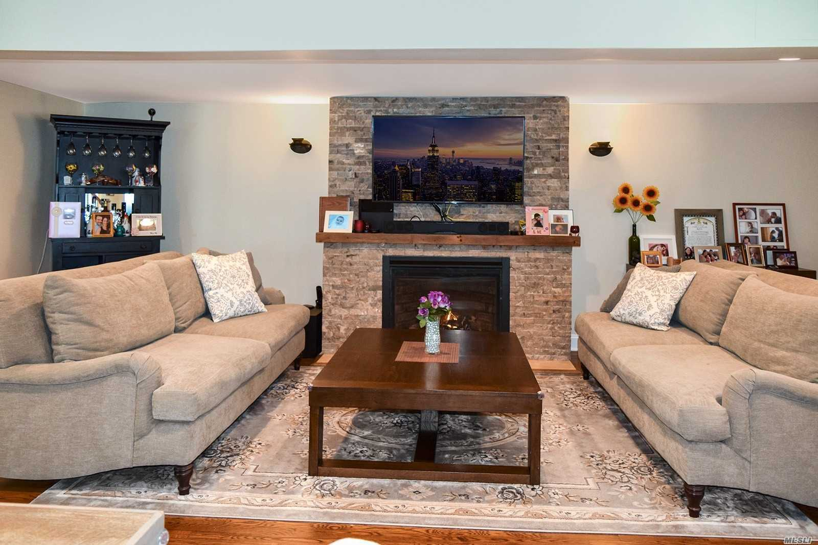 Diamond Colonial Featuring A Custom Granite Eat In Kitchen, Large Living Room W/ Gorgeous Gas Fireplace, Wood Floors, Spectacular Master En-Suite W/Full Bath & Custom Closet, 2 Additional Large Bedrooms. New Roof, New Siding, New Windows, New Central Air Conditioning System(2016), Too Much To List & A Must See To Appreciate!!! Hewlett/Woodmere Schools! Near Shopping & Transportation!!! Taxes W/Star $15175.18. Taxes Are Being Grieved!!!