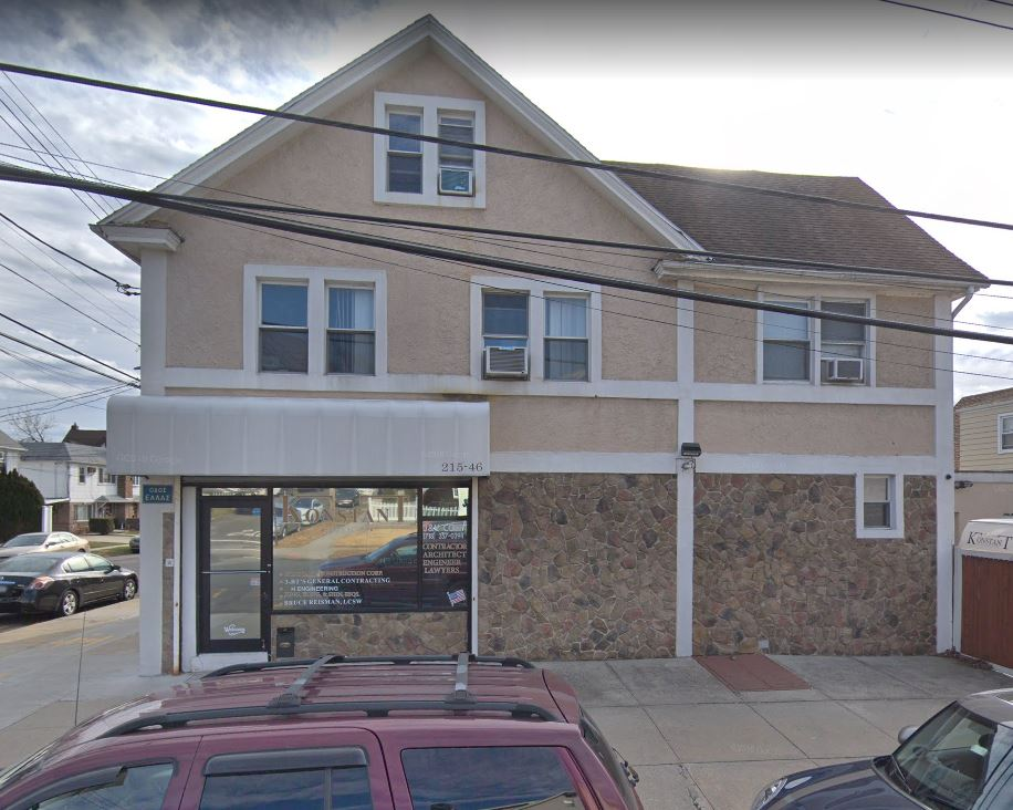 1650 Sq Ft Office Space for Rent In Bayside + 350 Sq Ft Basement For Storage. Great Opportunity With Heavy Foot Traffic. Ample Street Parking. Heat And Taxes Included.