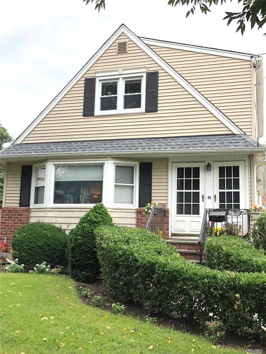Bayside North - Detached Renovated 2 Family - Vacant On Title - Close To All - Northern Boulevard Bus Stops, Bell Blvd. L.I.R.R, All Major Parkways & Expressways, Schools, Houses Of Worship, Casual & Fine Restaurants As Well As Nearby Shopping. Tastefully Renovated, Well Maintained Legal 2 Family With Separate Entrances. Spacious & Comfortable Private Home With Quality Upgrades & Improvements. Pride Of Ownership Reflects Throughout! Large Private Driveway & Rear Yard.