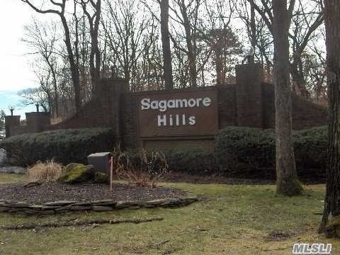Mint 2 Bedroom Sagamore Hills Condo, Cambridge Model 1.5 Baths Washer, Dryer Dishwasher, Private Patio Cac Excellent Parking, Great Amenities Pool Clubhouse, Tennis Court, Close To Stony Brook, , Hospitals,  Ferry Rr And Shopping