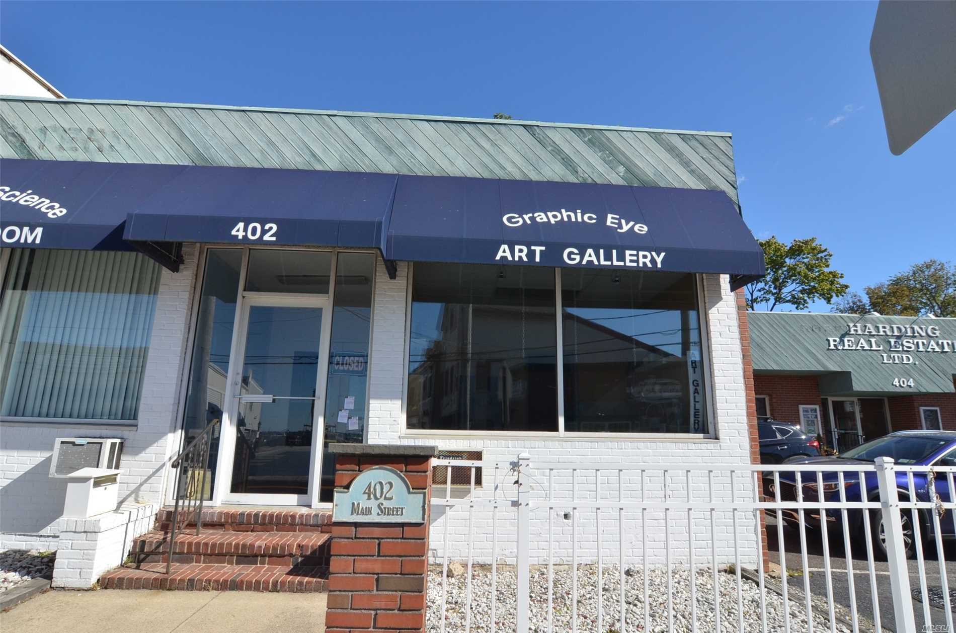 Approximately 1300 Sq Ft Of Office Or Store Front Space Directly Across From Inspiration Wharf In Downtown Port Washington. Was Being Used As An Art Gallery/Studio. Space Currently Has Open Floor Plan Plus Conference Room, Storage And Powder Room. Parking For 2-3 Cars During Day And More At Night. Tenant Pays For Heat And Electric.