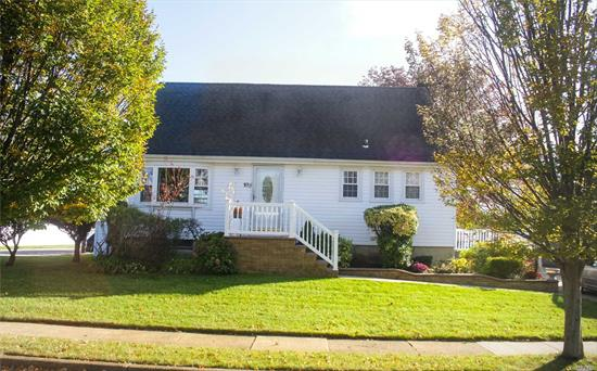 This Beautiful South Freeport 1800 Sq Foot Cape Features 4 Bedrooms, 2 Full Baths, Cac, Jacuzzi Tub, Igs Hardwood Floors, Updates Through Out, And Full Finished Basement! Low Taxes And Walking Distance To The Famous Nautical Mile! Too Much To List! Wont Last!!
