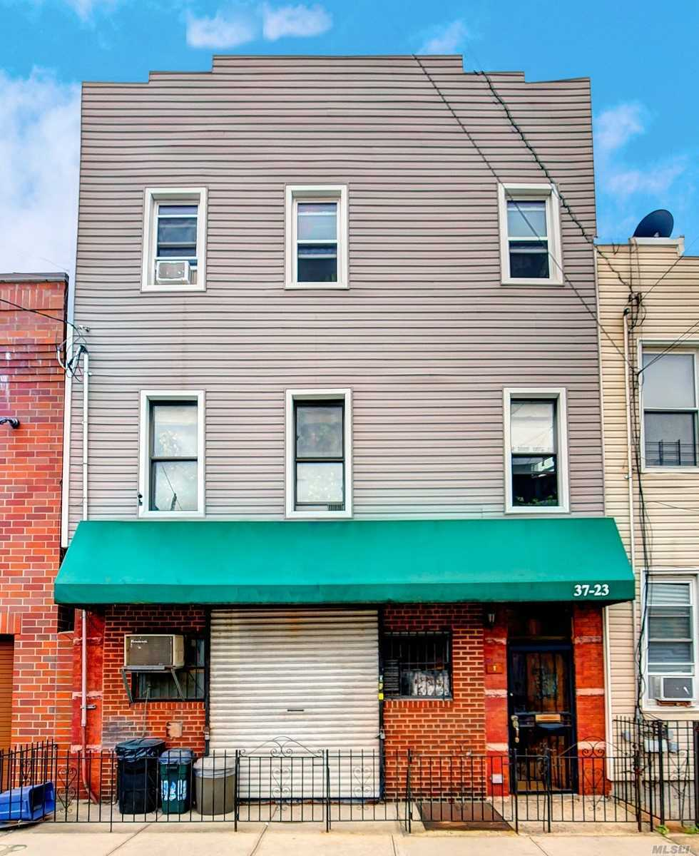 Property Consist Of 2 Structures. Front Is A 3 Story Building With 1 Commercial Store And Two 2Br/2Bath Apartments Rear Structure Is A 1 Story 1Br Apartment (Needs Renovation)