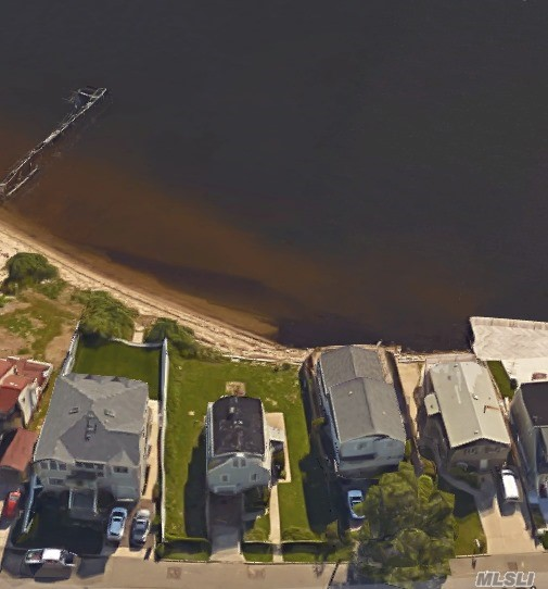 Spectacular Waterfront View Of The Great South Bay! Extra Large Lot. Enjoy All Village Amenities Including Pool, Beaches, Docks, And Events.