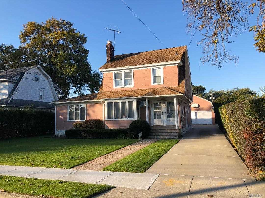 Rare South Baldwin 2 Family Home Features, 4 Bedrooms, 3 Full Baths, Finished Attic, 2 Car Detatched Garage, Ig 16 X 36 Pool,  And Full Finished Basement W/ Ose! Great For Investor Or Large Family! Too Much To List! A Must See! Wont Last!!