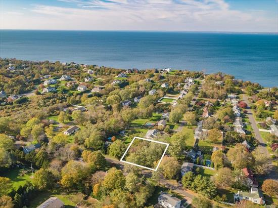Build Your North Fork Dream Home On This Beautiful Building Lot In The Heart Of Greenport. Includes Beach Rights. Enjoy Shopping, Restaurants, Wineries And Beaches.