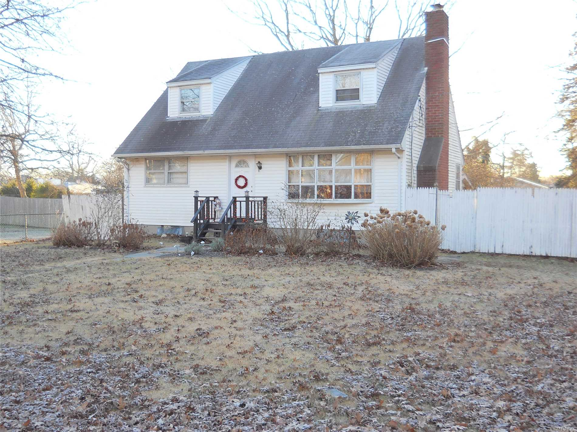 Sale Includes Both Lots 24 And 25; Very Large Yard; Plenty Of Potential!