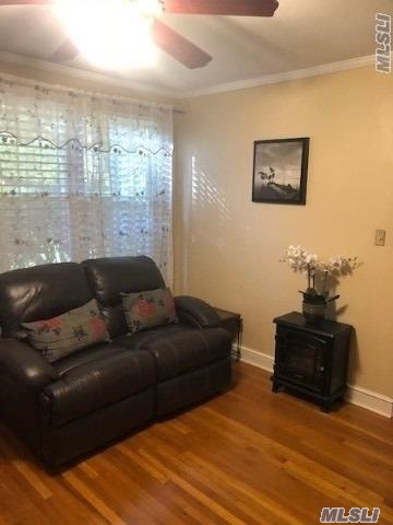 Top Garden Location! Recently Updated Kitchen And Bath, Wood Floors Throughout, Parking. Next To The Sea Cliff Rr And Close To Shopping. Game Room, Laundry, Playground. Golf And Beach Privileges.