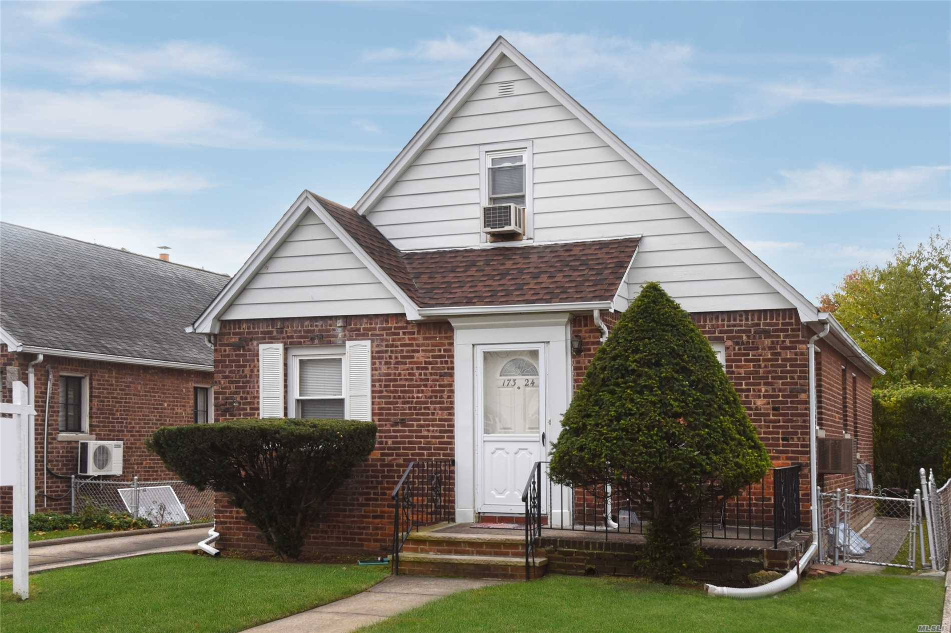 First Time On The Market But Not For Long...Bright & Sunny Detached Cape On A Pretty Tree Lined Street In Flushing. Needs Some Updating However Has Great Potential To Rebuild/Expand. Close To Shopping And Transportation. Schools: Ps 107; Jhs 216; Francis Lewis H.S.