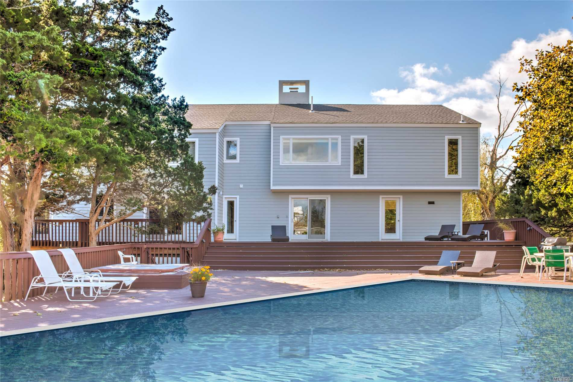 Spend All Or A Portion Of Summer 2019 In This Spacious Home. Located Just Moments From The Beach And Main Street Whb, This 5 Bedroom 4 Bath Home Has Everything You Could Ask For In A Summer Rental. Recently Remodeled Eat In Kitchen Opens To Large Dining Area And Great Room. Wrap Around Decking Provides A Multitude Of Spaces To Dine And Lounge Through The Warmer Months. Heated Pool And Tennis Offer The Classic Hamptons Summer Pastimes. Please Note That The Pool Has Been Digitally Opened.