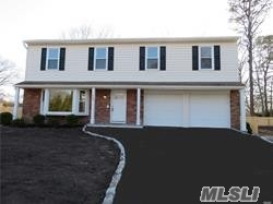 Totally Renovated Center Hall Colonial, Featuring 4Br, 2 1/2 Bath On Shy 1/2 Acre. This Home Is Loaded, Polished Oak Floors, Granite Counters, Oak Cabinets, Ceramic Tile Bath, Bleached Brick Fireplace, Sunken Family Room, Master Suite With Full Bath & Walk In Closet, Vinyl Shakes Front, Hi Hats Galore, 7 Zone In Ground Sprinkler System, Belgium Block Driveway, Blue Stone Entrance, Part Fin Basement And A 2 Car Garage. Like New. A Must See!!!.