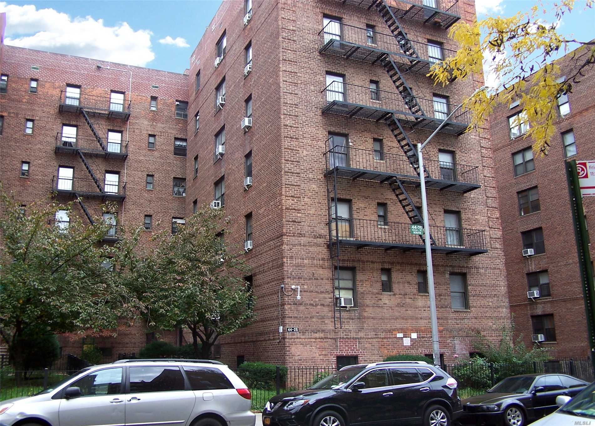 It's Here! A Lovely Renovated Kitchen Greets You As You Walk Into This Beautiful And Conveniently Located Apartment In Elmhurst Gardens Coop Building. Unit Is On The First Floor And Offers A Second Small Bedroom And Wood Flooring Throughout. Laundry Facility In Building. Parking Available With An Additional Fee. Excellent Location, Everything Is Within Minutes; School District 24!! Won't Last!
