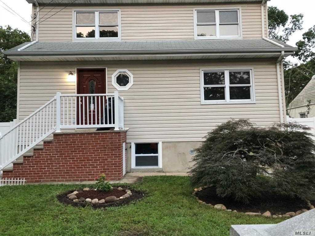 Beautiful Large Colonial. Potential For Accessory Apartment With Proper Permits. Very Well Renovated, Hardwood Floors, Great For A Large Family, Potential Extra Income. Lots Of Closet Space, Huge Bedrooms. Very Private Back Yard. Beautiful Driveway, Tangier Section A Area, Walking Distance To Shopping Centers. Is All About Location. Move In Condition.