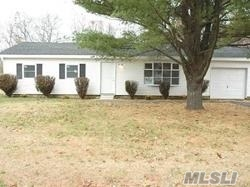 Well Maintained 3 Br Ranch With Garage, Cac, Some Wood Floors And Other Updates. Ready For Quick Sale