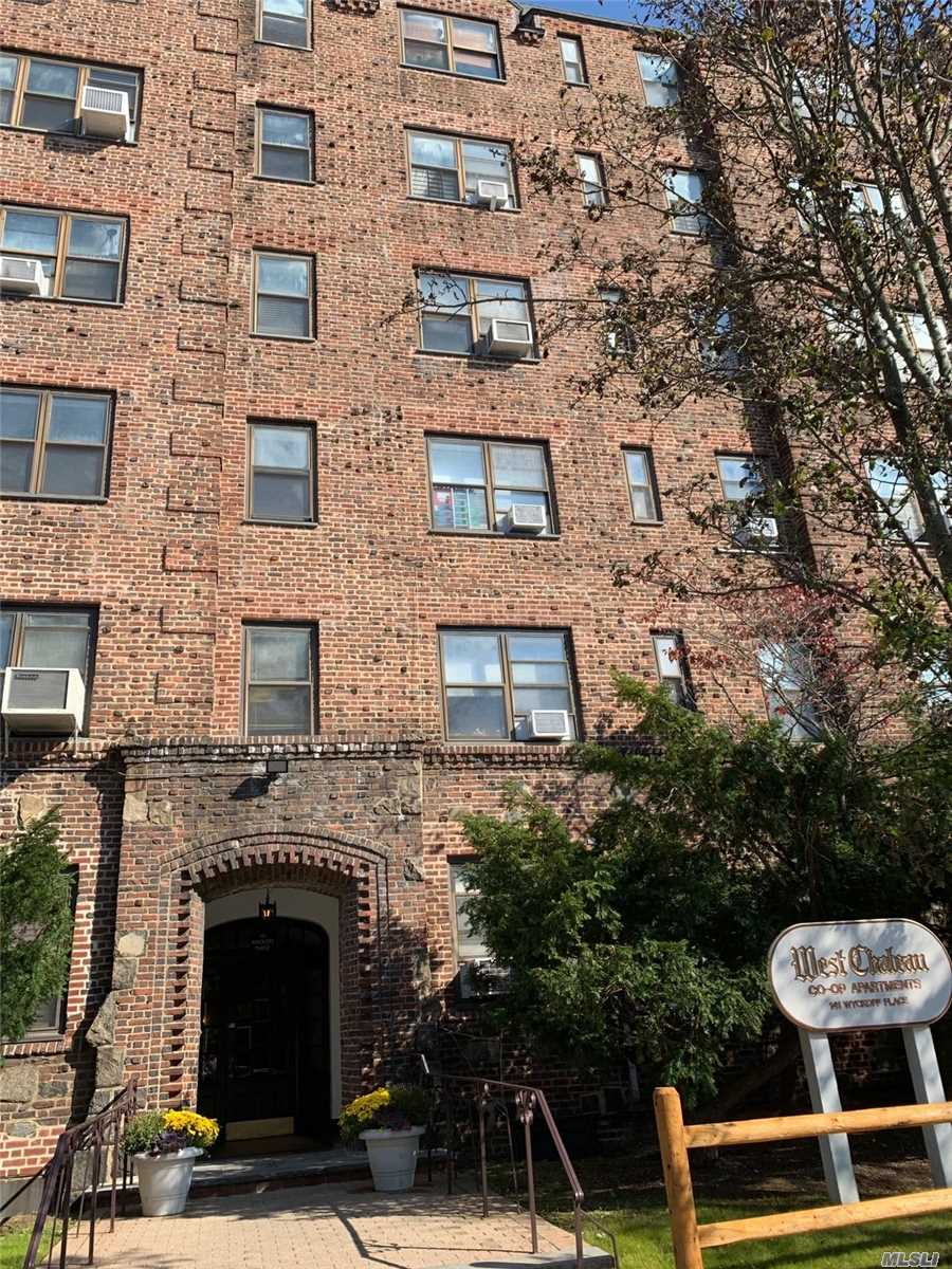 Spacious Two Bedroom, One Bathroom Co-Op Apartment Located In Well Desired Woodmere Section Of Long Island. Building Is Well Maintained And Close To All Amenities. Unit Has Been Totally Renovated, Floors Refinished, Kitchen And Bathrooms Have Also Been Updated. Truly A Must See!