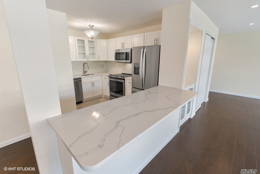 One Of A Kind. Brand New Modern Renovation Just Completed On The Entire Home. Sun-Drenched, Vacant And Waiting For Your Personal Touches. Engineered Hardwood Floors, Flat Ceilings And Recessed Lighting Throughout Living Spaces. Purchaser Pays $8, 500 For Parking Transfer Fee. No Dogs Allowed. Le Havre Amenities Include 2 Outdoor Pools, 3 Tennis Courts, A Fitness Center, Clubhouse And Restaurant.