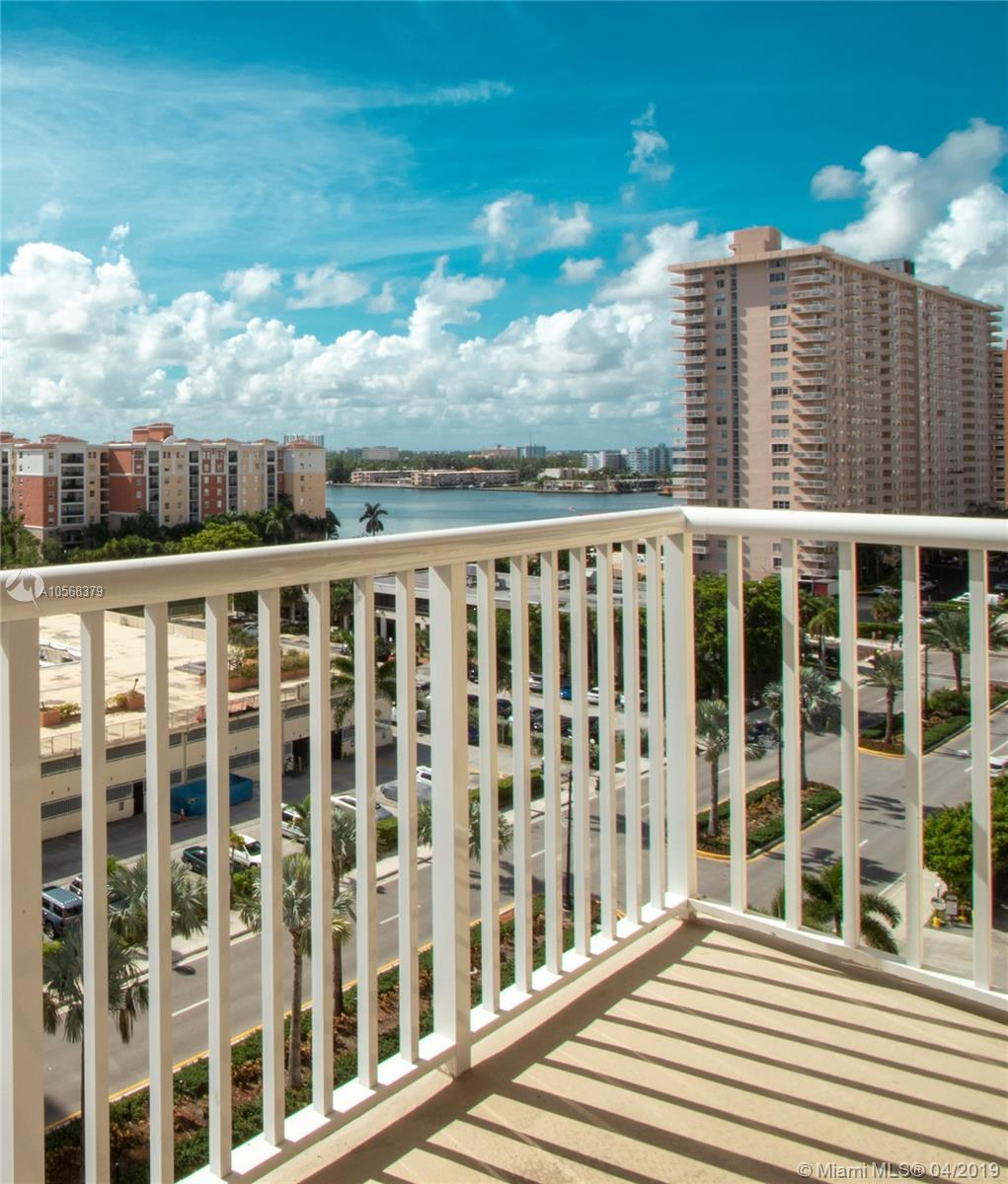 Enjoy Of This Hidden Pocket In Sunny Isles, Where The Beach Is Only A Short Walk From The 24 Hour Concierge Service. Unit Is Very Bright From All The Natural Light, And Has A Split Floor Plan That Hosts A Nice Open Kitchen, Separate Bar, Dining Area And Living Room. Balcony Overlooks Part Of The Bay And Ocean. Tile Throughout The Entire Unit, Except The Master Bedroom. Closet Space Is Plentiful, And Best Of All The Maintenance Cost Is By Far One Of The Lowest In Miami, Considering It Includes Cable, Internet, Appliace Repair And All Amenities: Gym, Pool, Conference Rooms, Game Room With Billiards, Impressive Common Areas And Much More. Desirable, Beautifully Maintained Building With Pool, Saunas, Gym Etc. Convenient To Shops, Restaurants And The Best Beaches. Make This Your Dream Home!