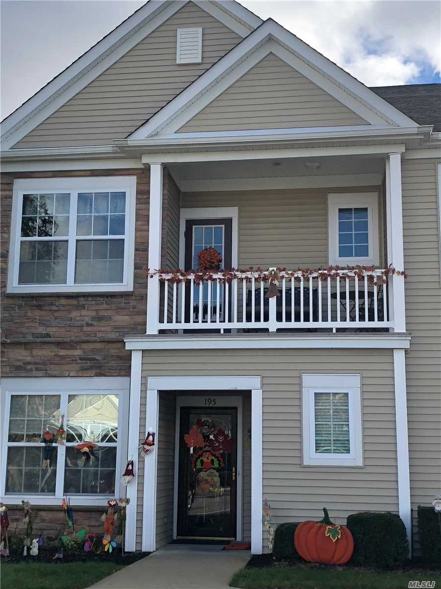 This Is A Corner Second Floor Mint Condo. Lots Of Light. Both Bedrooms Have Brand New Wood Floors. New Carpet On Steps. Cinnamon Cabinetry And Granite Counters. Ceramic Floor In Large Eat-In Kitchen. Upper Loft Offers Additional Living Space . Great Location, Across From Clubhouse And A Short Walk To Gazebo.