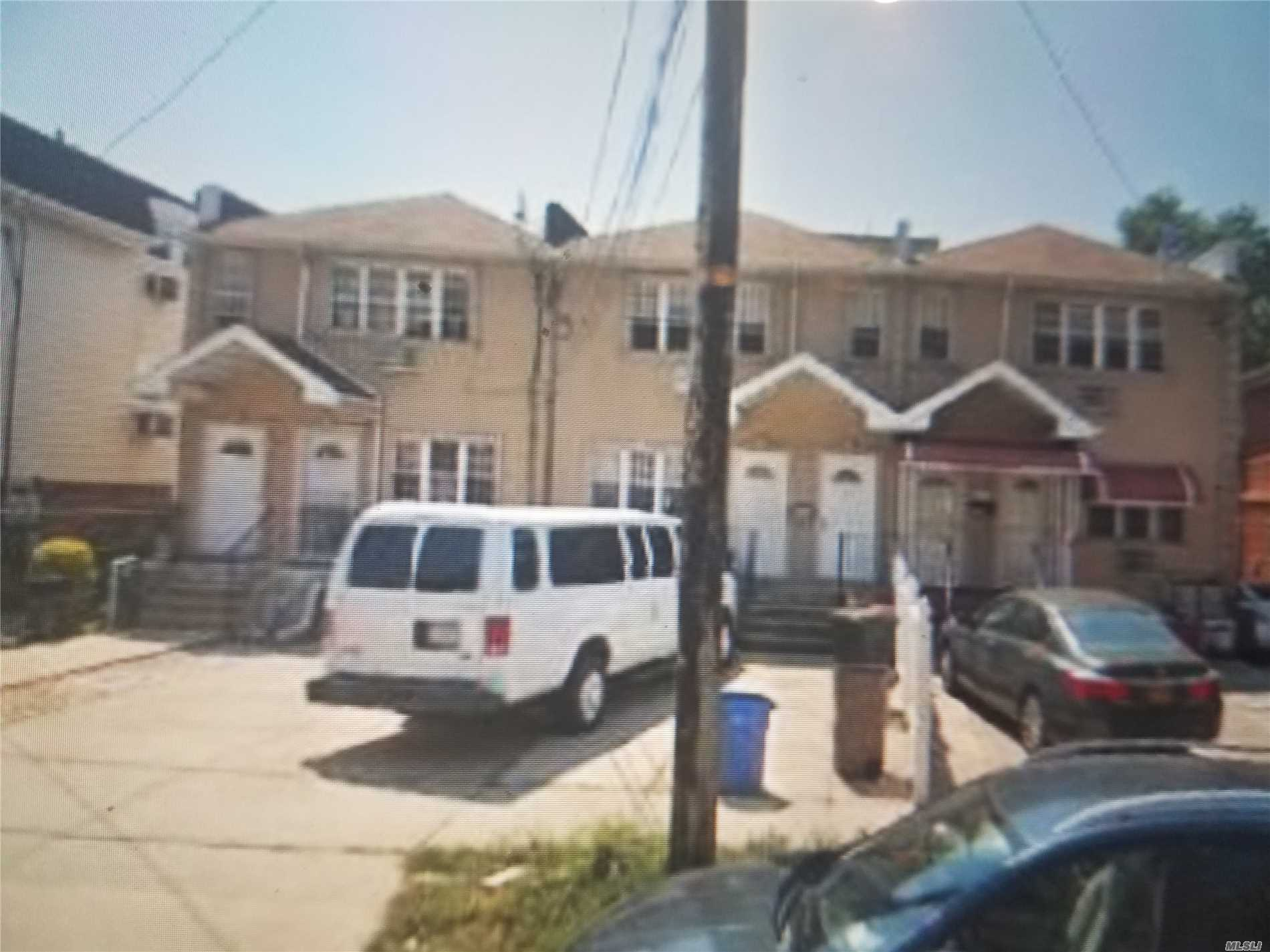 Great 2 Family Investment, Hardwood Floors And Updated. Each Apt Has 2 Bathrooms. Full Finished Basement. Separate Water Heaters And Boilers. Close To Schools, Shopping, Park, Transportation And House Of Worship.