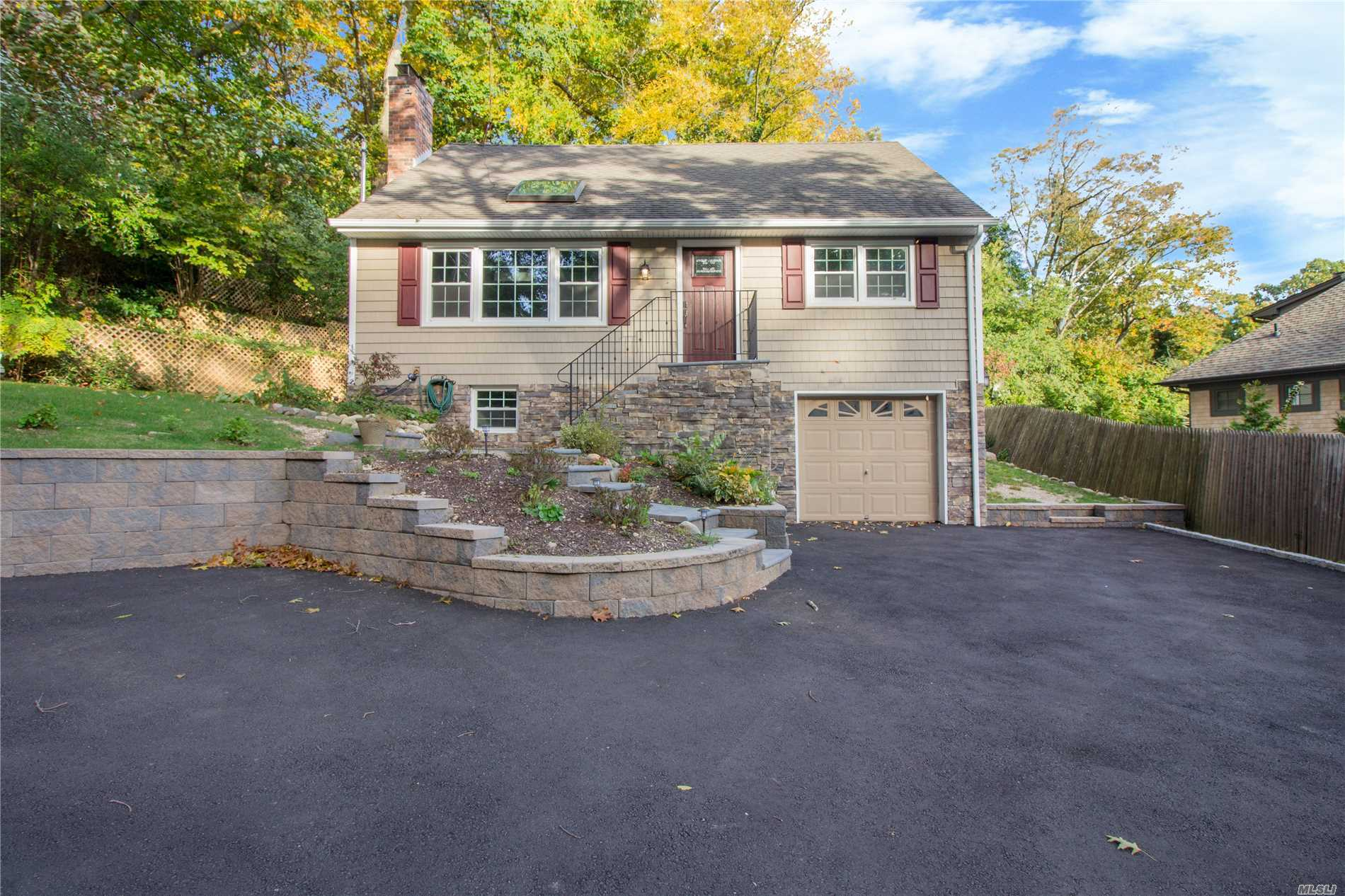 Completely Renovated Interior And Exterior. New Kitchen W/ Quartz Countertops And Stainless Steel Appliances. Bedrooms Have Nice Sized Closets. Energy Efficient High Hats Throughout House. Cac, Windows, Siding And Fully Renovated Basement With Entrance To Garage.Tax Grievance In Process!!
