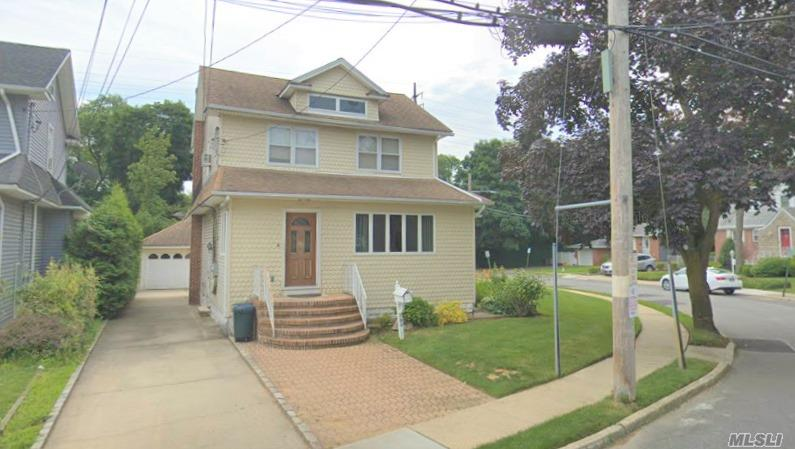 Spacious Three Bedroom, One Bath, First Floor Apartment With Eik, Formal Dining Room, And Large Living Room. Partial Finished Basement With Ample Storage Including Washer/Dryer, Cac, And Parking For 2 Cars In Driveway. Outdoor Use Of Patio. No Pets.