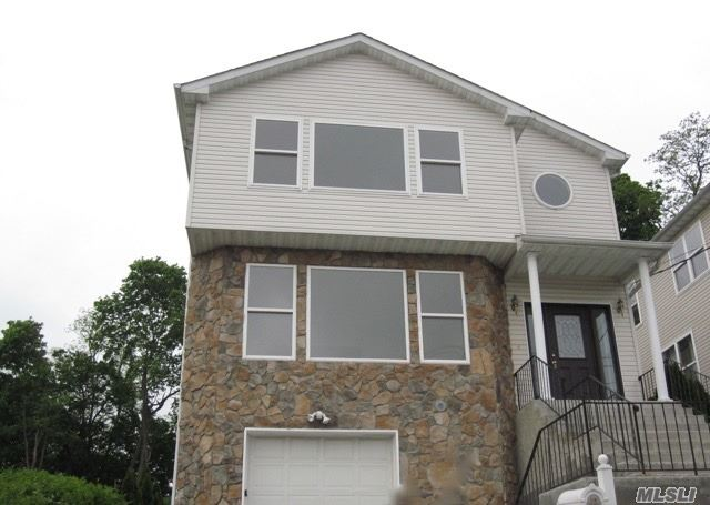 Beautiful Water View Large 4 Bedroom, 2.5 Bath Colonial. Open Concept Bright Lr/Dr. 2 Walk-In Closets In Master Bedroom. Nice Size Backyard. Full Unfinished Basement With Washer And Dryer. Credit And Back Ground Check Required. Must See!!!