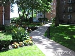 Gated Complex Within An Enchanting Courtyard Setting, One Of Nassau County's Best Kept Secrets! Offering Beautiful Country Kitchen And Spacious Rooms , Elevator New Laundry In Building & Just A Stone's Throw From Garden City - Near Lirr, Universities, Hospitals Etc. Lush And Secured Grounds And Gardens. A Highly Sought After Community Full Of Great People. Great Location ! Sorry,  No Dogs