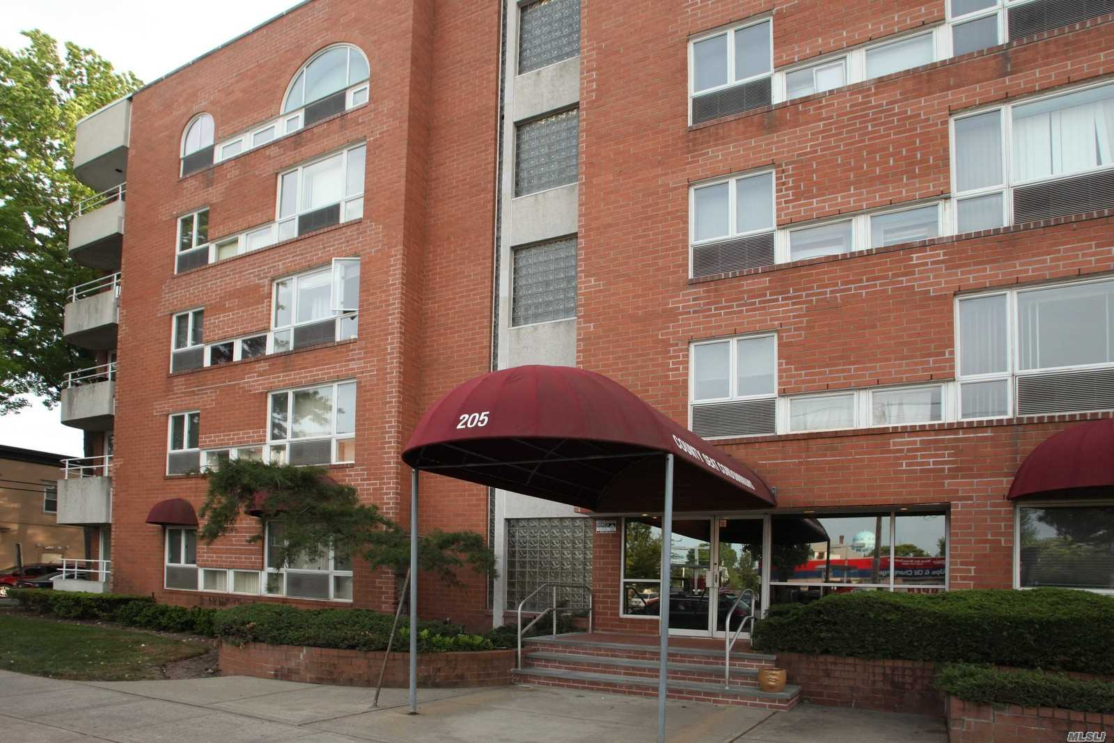 2 Bedroom , 2 Bathroom In Elevator Building. One Car Parking Spot.Closed To Winthrop Hospital And Lirr Train Station. Available In 01/01/2019.