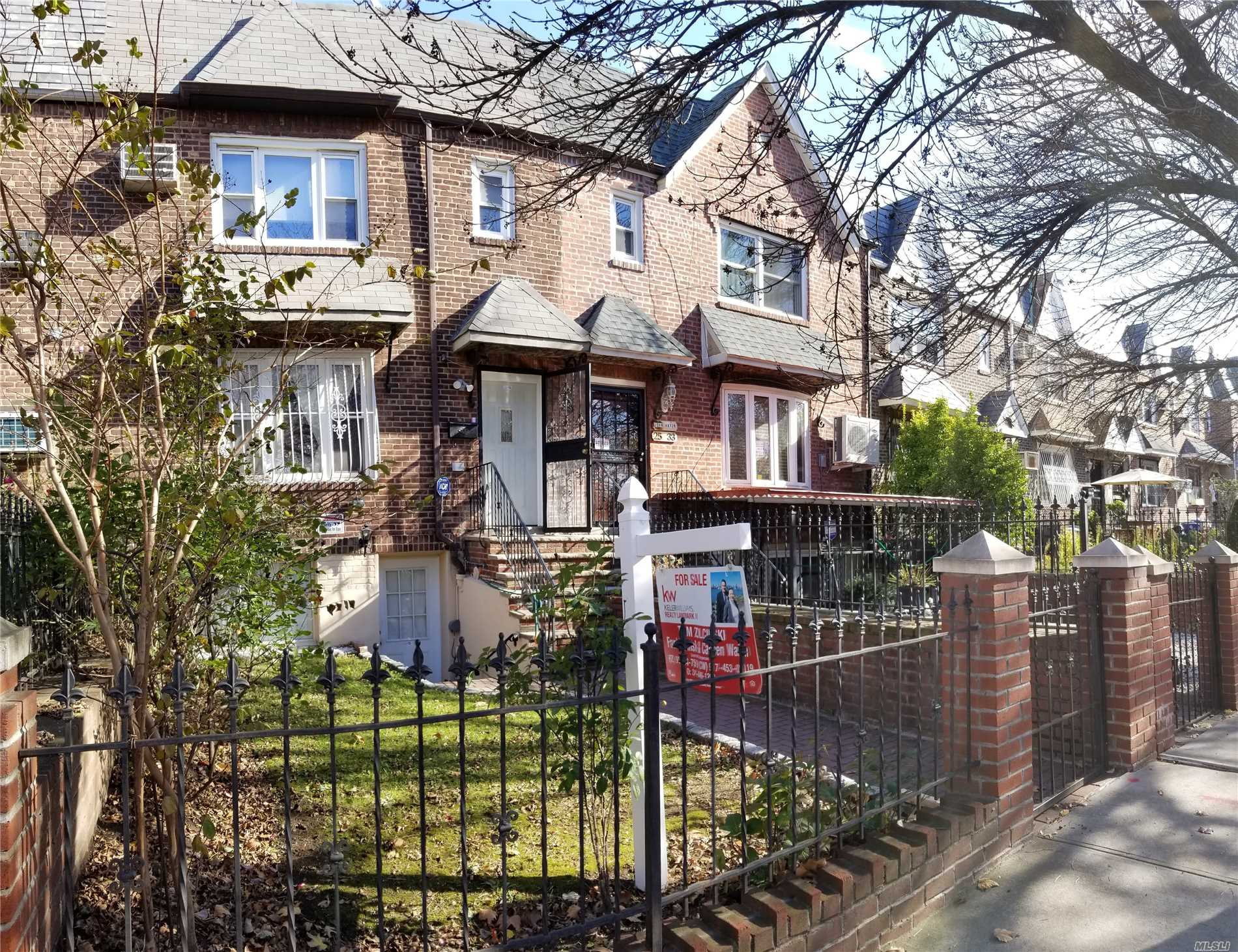 Wow! Talk About Location!! This 2 Family Jackson Heights Beauty Has It All! Location, Condition, & Price!! Have You Ever Wanted To Life Near A Park?(Gorman Playground 100 Yds Away!) How About Home Depot, Astoria Blvd And The G.C.Pwy Are Just Blocks Away! Have You Ever Wanted To Have Parking?(3Cars!) Have You Ever Wanted Large Bedrooms & Closets? What About A Warm Inviting Home In Move-In-Condition? Well Here's Your Chance! Hurry This Is A Super 4 Bedrm 2.5 Bth Winner!