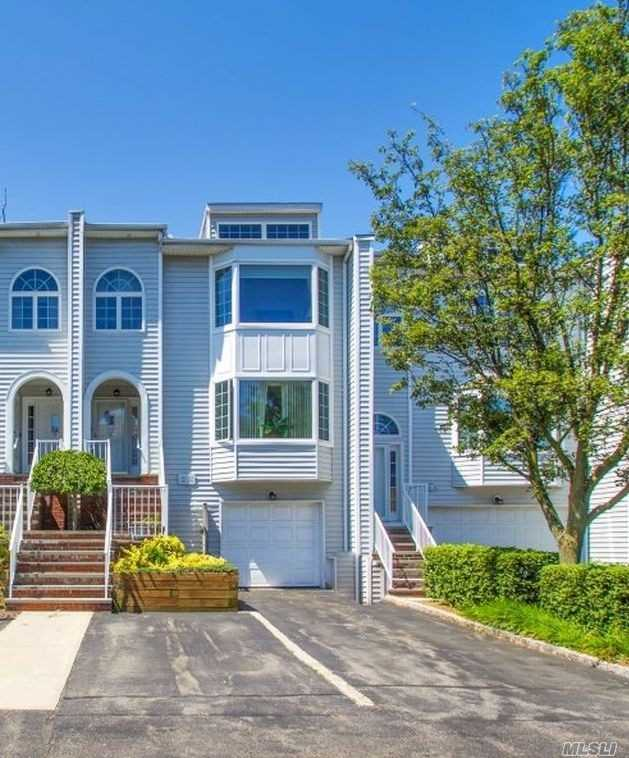 Beautifully Renovated Duplex Condo In Prestigious Gated Community, Oak Park At Douglaston. The Home's Upper Level Boasts A Spacious Living Room/Dining Room, Eat-In-Kitchen, Master Bedroom Suite W/Full Bath & Jacuzzi, Additional Bedroom And Full Bath. The Lower Level Has A Large Family Room, Bedroom, Half Bath And 1.5 Car Garage. 24 Hour Gate, 2 Inground Pools & Hot Tubs, 2 Tennis Courts, Basketball Court, Playground, 2 Fitness Rooms And Game Room.