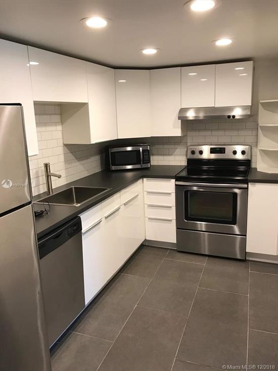Completely Remodeled With All The Best Finishes! This 1 Bedroom 1 Bathroom Corner Condo On The Third Floor, Features A Spacious Open Floor Layout In The Prestigious Area Of Key Biscayne. A Short Walk To The Beach W/Private Access, Local Restaurants And Community Center. 1 Assigned Parking Space And Guest Parking. Community Pool Was Recently Renovated And Is Also Steps Away. Low Maintenance Fees & A Dog Friendly Building. Live Here, Make It A 2Nd Home Or Rent Out Short Term.
