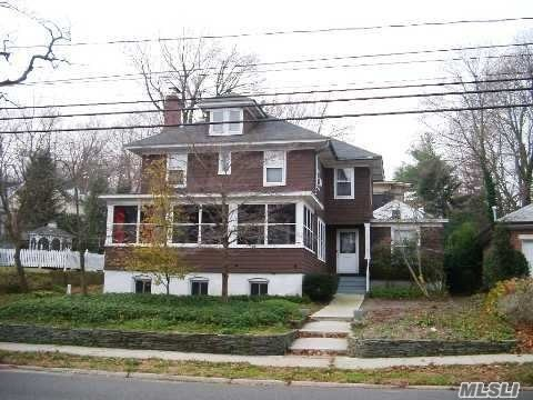 Apt In Duplex Home W Private Parking, Garage, Updated, Gas Heat , Newly Updated Only Three Years Ago, 2 Bedrooms, 1 Bath , Washer/Dryer Included