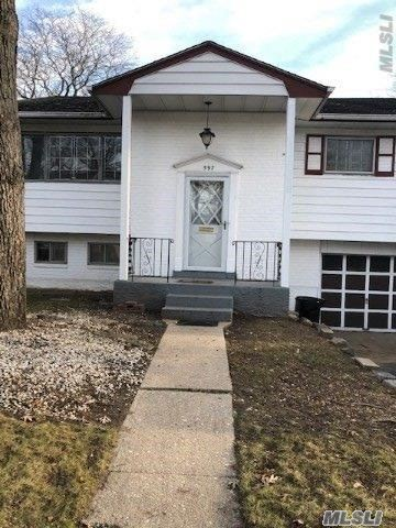 House Freshly Painted, Spacious 5 Bedroom (4 On L Level) 3 Baths, Lr, Fdr< Large Kosher Eik, Huge Den, Pesach Kit., Extra Den/Office In Prime Location On Quiet Tree- Lined Street.Walking Distance To All