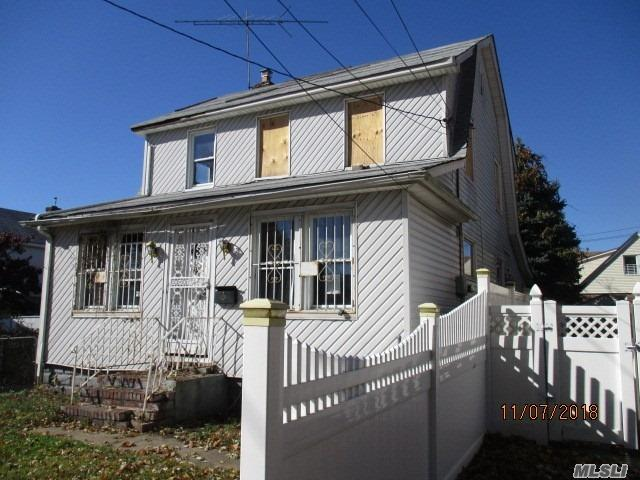 Lots Of Potential On This Spacious Colonial..Walking Distance To Shopping And Transportation