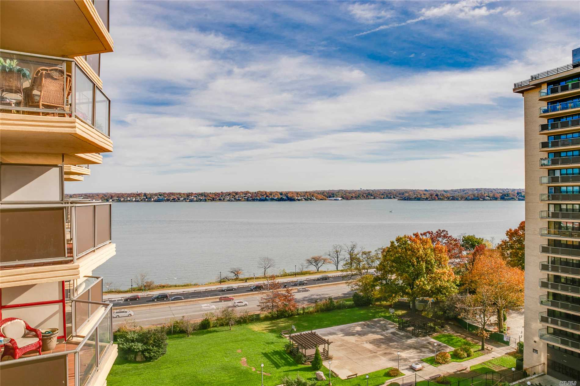 Bayside Water View 2 Bedroom 2 Bath Located In The Desirable Dog Friendly Americana At The Towers At Water's Edge. Enjoy The Morning Sunrise From Your Private Balcony With Southeast Views Of Little Neck Bay. Opportunity To Customize To Your Design Style. Base Maintenance $1, 299.53 + Electricity $120.99 + Amerserv $100=$ 1, 520.52. Enjoy The Resort Style Living At The Americana With 24 Hour Doorman, Parking, On-Site Salon, Dry Cleaners, Store, Health Club, Outdoor Heated Pool, & Tennis!
