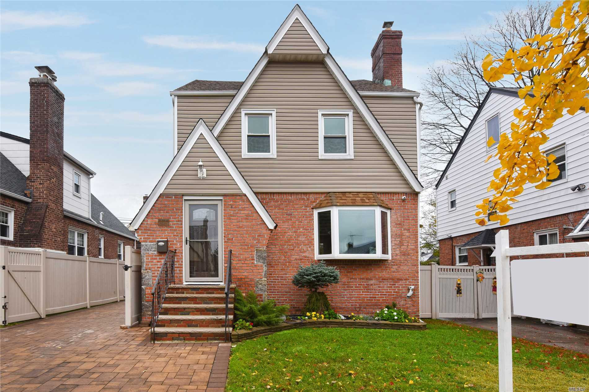 Just Arrived- Fabulous Detached Oversized Colonial Located On A Wonderful Block In Beautiful Bayside. Recently Renovated Kitchen And Bathrooms- With Many, Many Extras Throughout Including New Windows, Upgraded Electric, Alarm System With Cameras, Sprinkler System, Brand New Inground Salt Water Swimming Pool, Pavers In D'way And Yard, Too Much To List- Must See To Appreciate. Convenient To Lirr, Buses, Shopping, Houses Of Worship, Etc. Sd 26 - I.S. 25, P.S. 159, Bayside H.S.