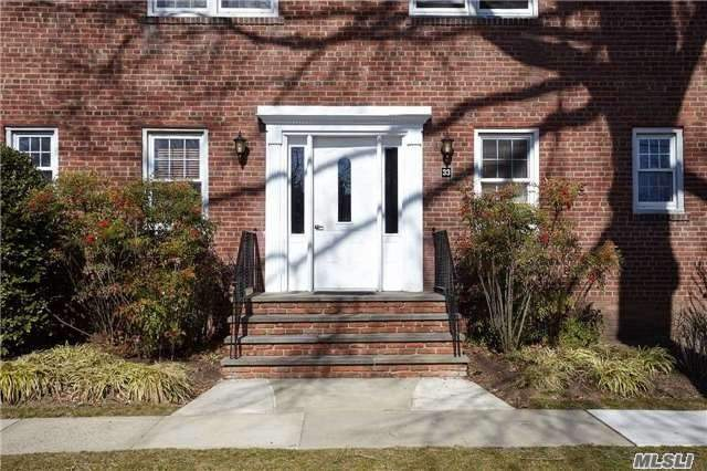 Sale May Be Subject To Terms & Conditions Of An Offering Plan. All Info Needs To Be Verified By Selling Agent. Floral Park Co-Op, Unit Is A Bright And Sunny Corner Unit, Hardwood Floors, Dining Room & Kitchen Combo, Lots Of Closets. Great Location Close To All Village Amenities And Shopping.