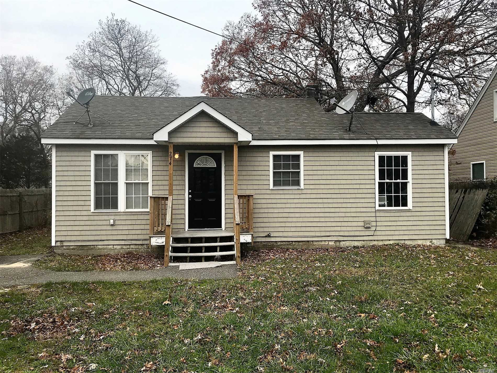 Perfect For Investors Or First-Time Homebuyers. Completely Renovated/Expanded In 2008 And Updated In 2018: Wood Floors Refinished, Brand New Appliances In Kitchen, Fresh Paint & Carpet. Lots Of Light, Open Floor Plan. Fenced Backyard. Home Is Approved For Cra Affordable Program If Buyer Qualifies.