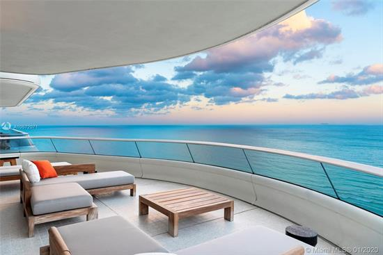 Designed By Foster+Partners, Faena House Is The Epitome Of True Indoor/Outdoor Living, Designed To Seamlessly Connect With Its Oceanfront Setting. Designed And Furnished By Christian Liaigre, This Magnificent 4 Bedroom + Office And 5.5 Bath Turn-Key Residence, Spanning 5, 466 Sq. Ft., Offers Extensive Custom Upgrades. Venetian Plaster Walls And Ceiling, A Media Room With A Built-In Wet-Bar, A Kitchen By Molteni With Miele Appliances, Terrazzo Floors Throughout, Bathrooms By Permasteelisa, And An Upgraded Crestron Home Automation System Complement The Unit. A Continuous Balcony Wraps Around The Apartment, Extending The Living Space Outside. Residents Have Access To The Amenities Of The Adjacent Five-Star Faena Hotel. The Hotel Service And Amenities Are Brought To Your Personal Refuge.