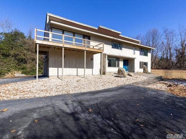 Great Location! With Waterviews Of Li Sound + Nisseqougue River... Private 2.86 Acre On Cul De Sac. Granite Kitchen, Sub-Zero Refigerator, Soaking Tub, And Elevaotor. Updated Electric Plus Efficient Thermal Propane Heating & Cooling System... Equipped With Generator. Potential Option To Buy If Qualified....Freshly Painted