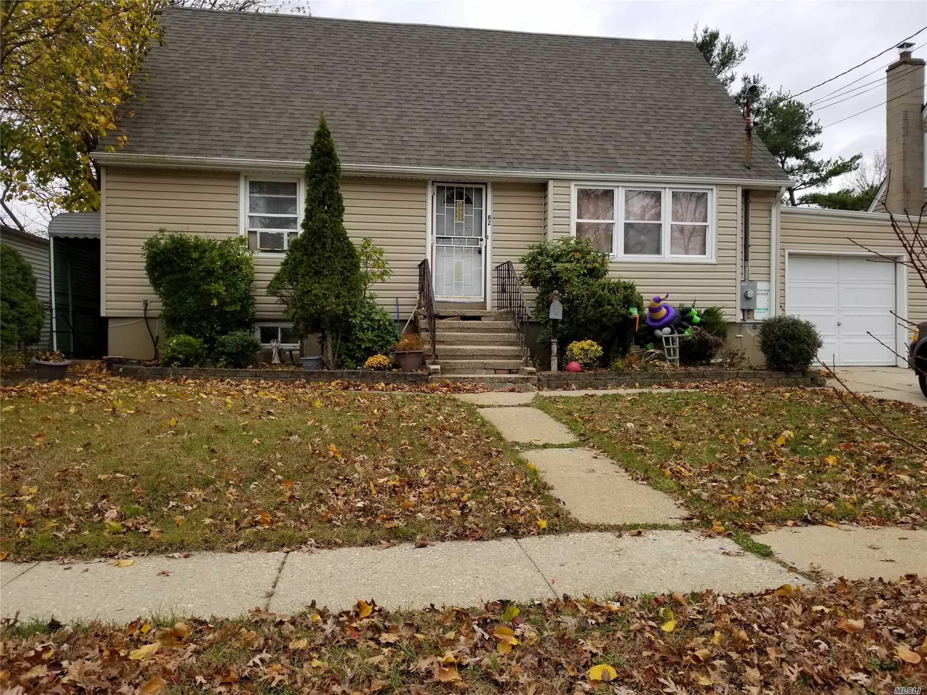 Tomorrow May Be Too Late! Location, Location,  Location Plus Price, Price Price = A Great Deal. Desirable 4 Br/2 Bth Cape In Sd#23. Mid Block, Quiet Location. New Roof, New 200 Amp Service. Stove 2 Yr, Washer & Dryer 2Yr. Home Needs Some T L C.