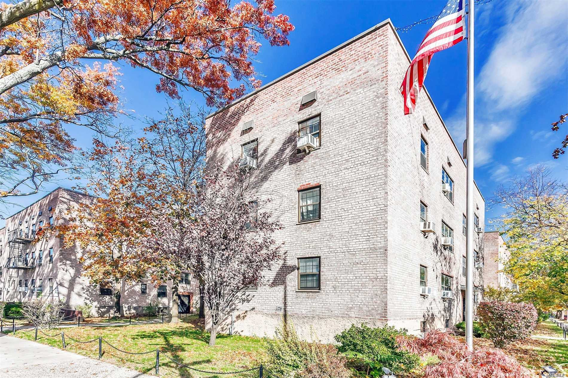 Price Improvement! Spacious Move-In Ready 1 Bedroom Co-Op, Awaiting Your Finishing Touches. Stellar Location, Close To All With Bus Stop Directly Outside. Large Storage Unit Available And Laundry Onsite.