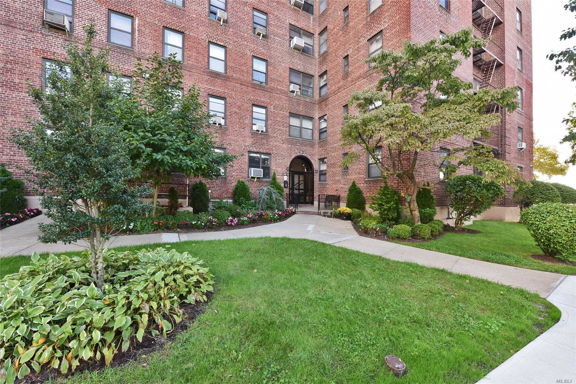 Large Two Bedroom Coop Corner Unit, High Floor With Overview Of White Stone Bridge, Hardwood Flooring Throughout, Dual Windows In Both Bedroom, Renovated Kitchen And Bathroom , Lot Of Closets, Formal Dinning Room, Low Maintenance Cover All Utilities, Laundry Room In The Building, Parking Space Is Available Almost Immidiately,  Nice Well Maintain Building With Updated New Elevator, Close To Major High Ways, Multi Line Of Bus, Shopping Center, Supermarket, Schools, Library, Post Office, Must See