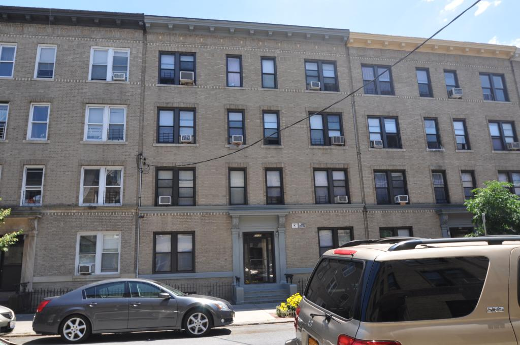 Brand New 3 Bedroom Box Apartment For Rent In Ridgewood! Features Living Room, Eat-In-Kitchen, And 1 Full Bathroom! Heat And Water Included. Hardwood Flooring Throughout. Includes Shared Backyard Usage. 2 Streets Away From The M Train. Close To Shops! A Must See!