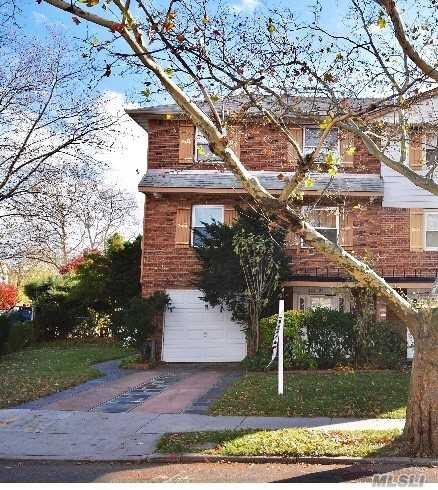 Prime Location In Bayside. Walk To P S 203 And Cardozo Hs. Shopping, Bus, Express Bus To Nyc & Near Major Highways. Large 2 Family Duplex And Triplex Apt .Huge Back Yard. Many Parking Space. Completely Renovated Recently.