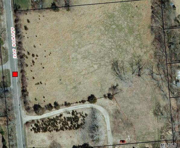 Great Opportunity To Purchase A Buildable Level Land In Brookhaven's Clipper Estates. Part Of A 3 Parcel Land. Seller Willing To Sell Individually Or Together
