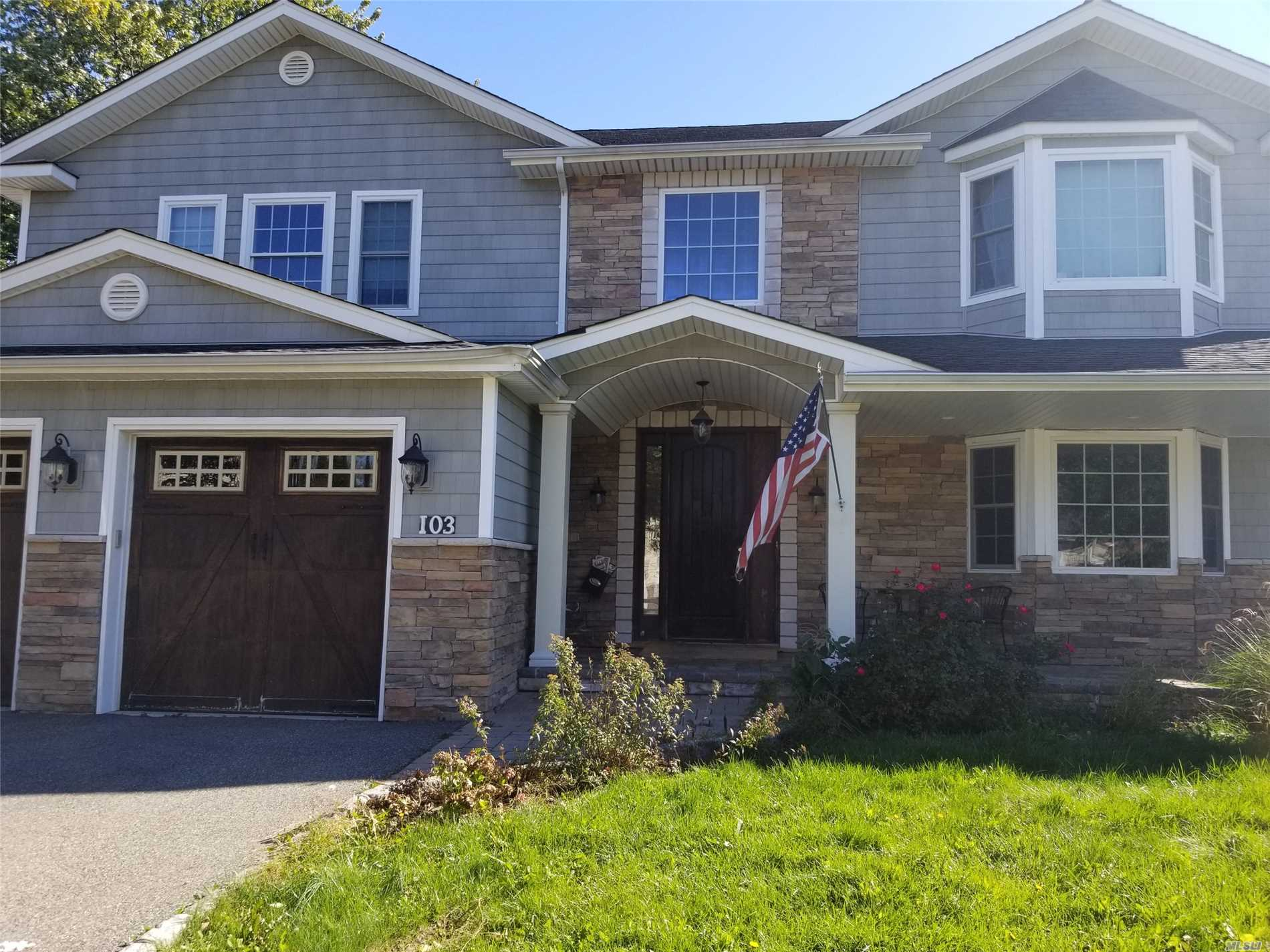 Beautiful Colonial With 4 Bedrooms And 3 Baths. Large Master Suite With Fireplace, Walk In Closets And Balcony. Hardwood Floors Throughout, Formal Dining Room And Large Kitchen With Tons Of Counter Space. Close To Shopping, Transportation And Major Roadways