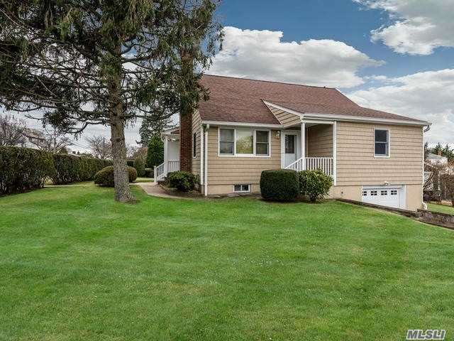 Renovated Cape, Conveniently Located Close To Trains, Shopping, Restaurants, Schools & Beaches. Updated Electric, New Siding & Potential To Finish Second Floor And Huge Yard.